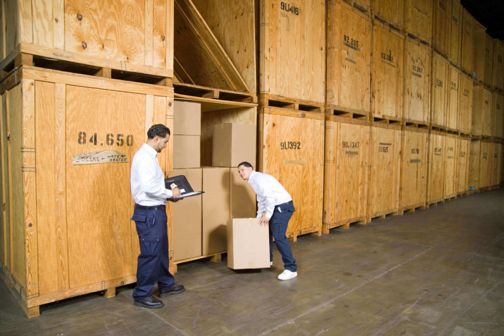 Moving Containers for Moving and Portable Storage