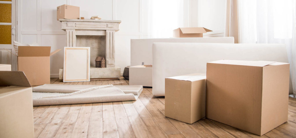 Packing Provides For Shifting and Storage Wants