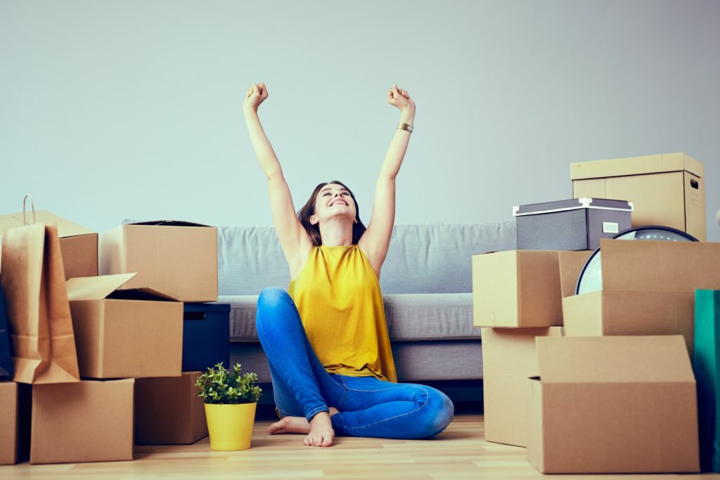 How a Storage Locker Can Be Your Saving Grace When You Move